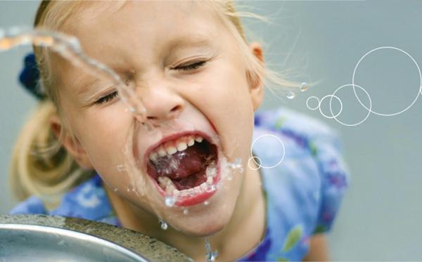 Osmosewasser für die ganze Familie
